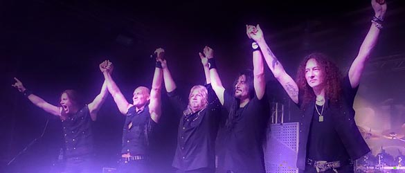 PRIMAL FEAR News Update And Studio On July/August!