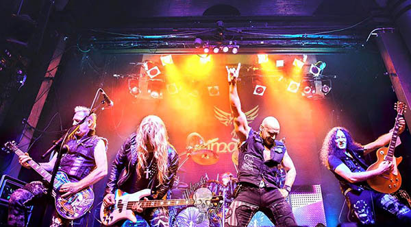 MORE SENSATIONAL PRIMAL FEAR CHARTS FROM THE USA!