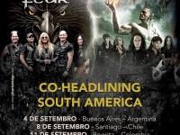 SOUTH AMERICAN TOUR 2016