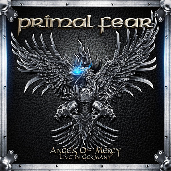 """PRIMAL FEAR – """"ANGELS OF MERCY"""" LIVE IN GERMANY IS OUT WORLDWIDE!"""