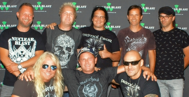 PRIMAL FEAR SIGN MULTI ALBUM CONTRACT WITH NUCLEAR BLAST!