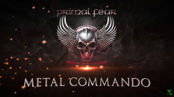"PRIMAL FEAR ""Along Came The Devil"" New Single!"