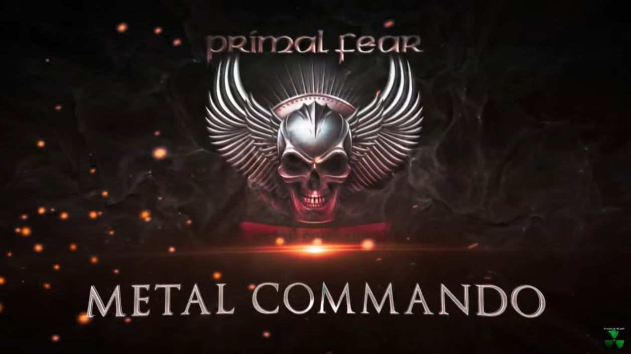 """PRIMAL FEAR """"Along Came The Devil"""" New Single!"""