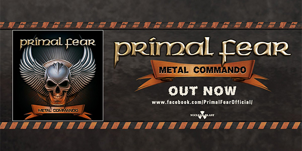 Primal Fear Release Day!