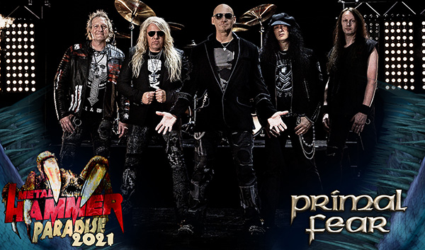 Primal Fear confirmed: Metal Hammer Paradise 2021 – Germany
